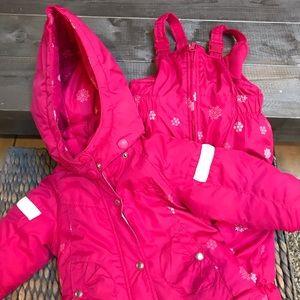 OshKosh Toddler Snowsuit Set